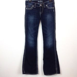 Silver Jeans Frances 22 Flare 26x31 - N589